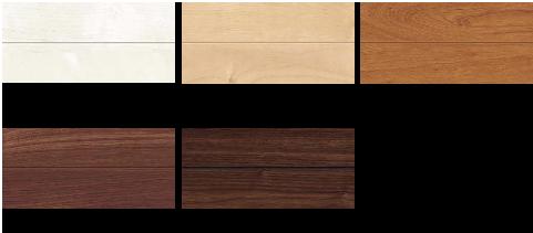 木目タイプ [150]のカラーラインアップ