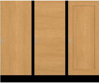 リノバ室内引戸デザイン(ARA、ARE、ARB)