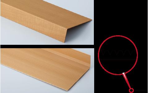 カバー材は簡単にカット可能な構造
