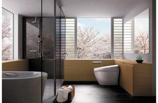 サッシ施工イメージ:浴室・トイレ・洗面所