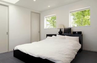 サッシ施工イメージ:寝室
