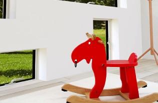 サッシ施工イメージ:子供部屋