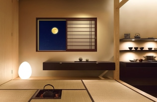 サッシ施工イメージ:和室