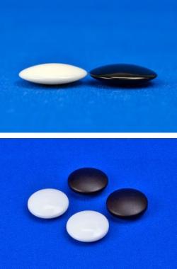 ガラス碁石・プラスチック碁石