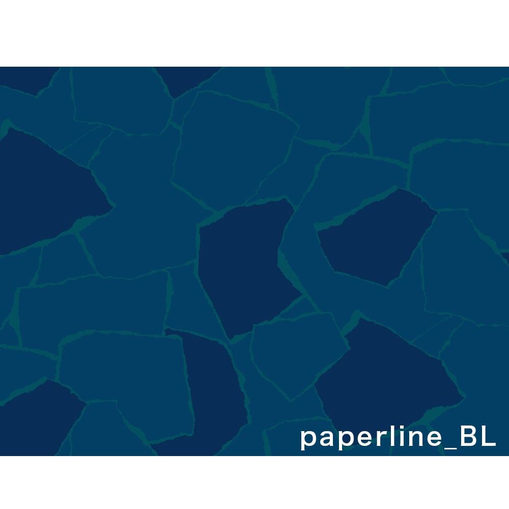 はしもとなおこ paperline blue