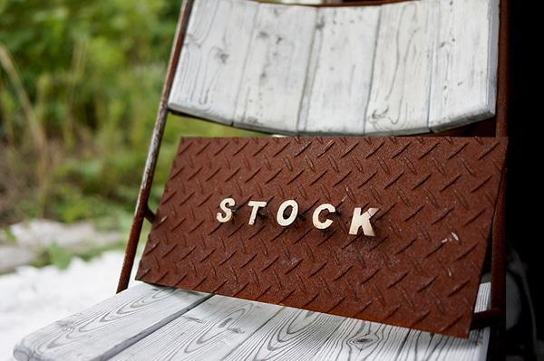STOCK 鉄