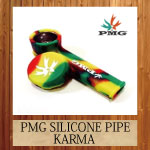 PMG SILICONE PIPE「KARMA」