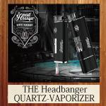 AIRIATECH THE Headbanger QUARTZ-VAPORIZER