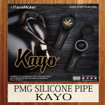 PMG SILICONE PIPE「KAYO」