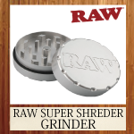 RAW SUPER SHREDER GRINDER