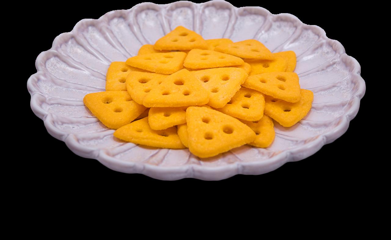 焼いたチーズのカリカリ感を再現