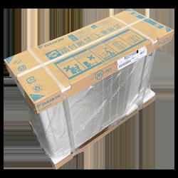 通常梱包のエアコン(外機)