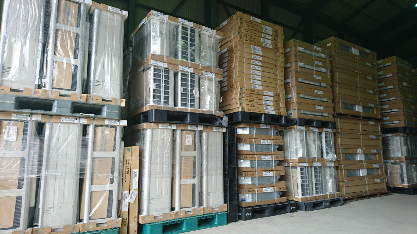 業務用エアコンはタカラ設備広島