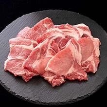 生姜焼き用 国産豚肩ロース(500g)