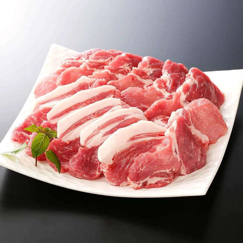 生姜焼き用 氷室豚肩ロース(500g)