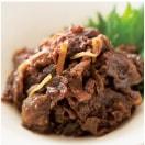 【ギフト】しぐれ煮 国産黒毛和牛モモ(約80g × 3個)