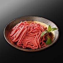 合挽ミンチ8:2 国産黒毛和牛80%・国産豚20%(500g)