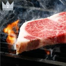 ステーキ用 国産黒毛和牛サーロイン(2枚)