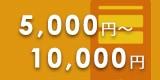 デスクトップパソコン:5,000円〜10,000円