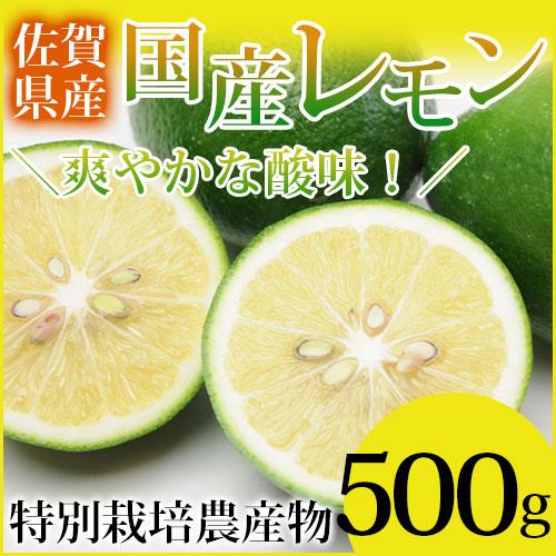 佐賀県産レモン