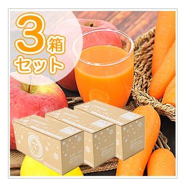 にんじんりんごレモンジュース100ml×90