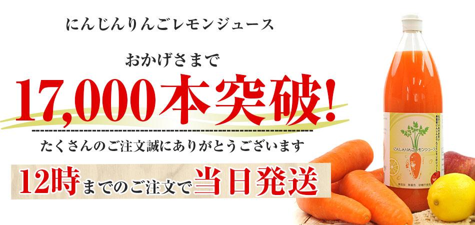 おかげさまで17,000本突破!