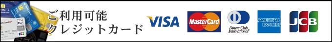 お支払い方法は、各種クレジットカード(VISA・MasterCard・Diners・AMERICAN EXPRESS・JCB)、LINE PAY、amazon payments、GMO後払い、代金引換をお取り扱いしております。