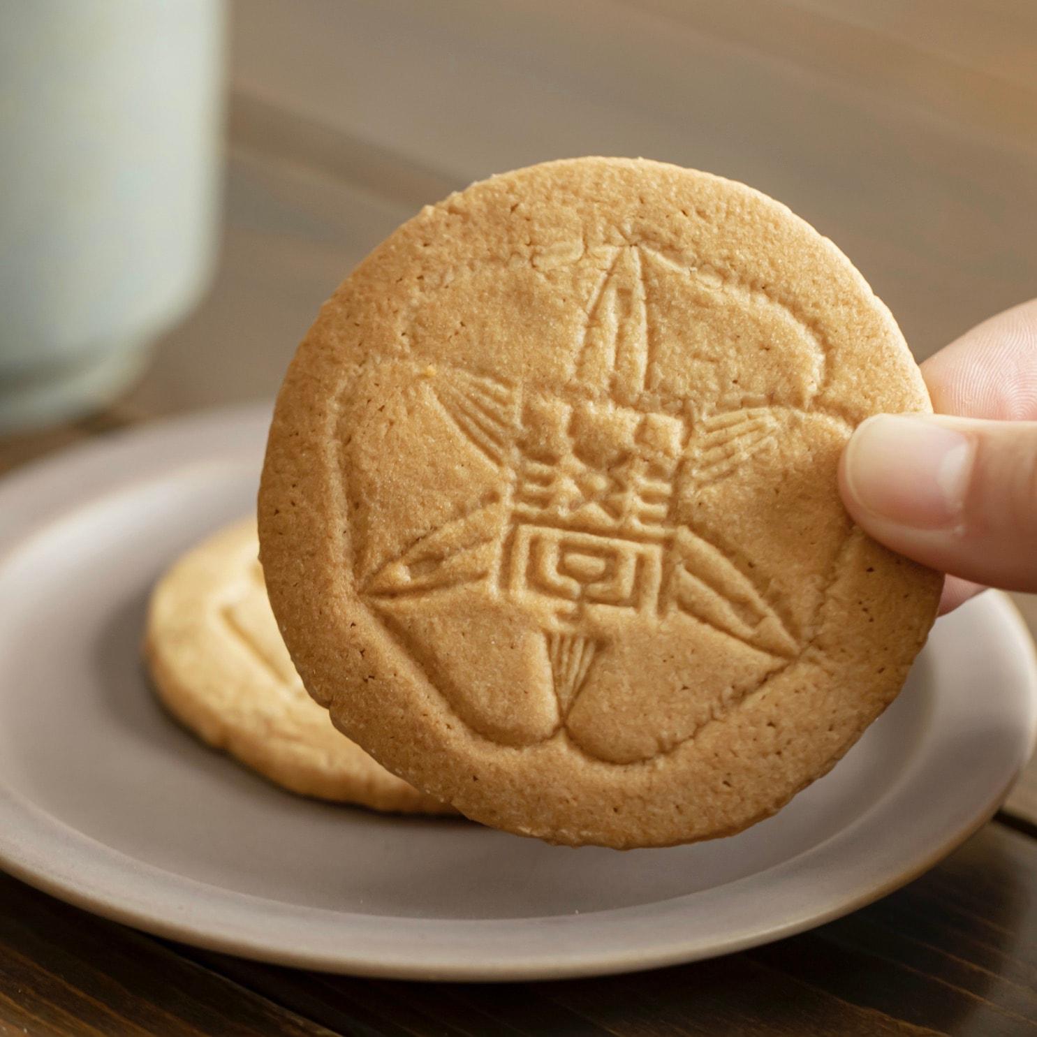 HOKUDAI Clark's Milk クッキー,北大牛乳を使って作るクッキー