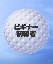 ゴルフボール ビギナー ロストボール