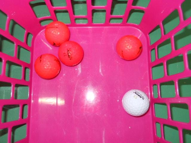 ゴルフボール使用率No8ミズノ
