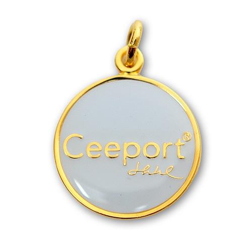 Ceeportペンダントトップホワイト