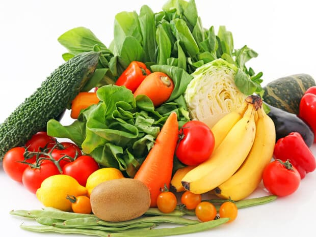 スライド画像 フルーツ・野菜
