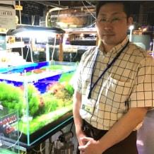 魚・爬虫類担当 川島