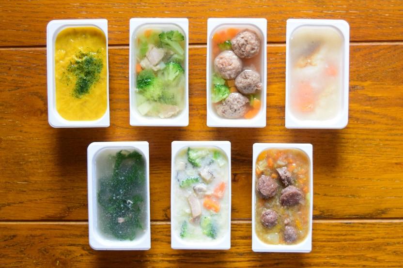 水分たっぷり美味しいスープ7食セット