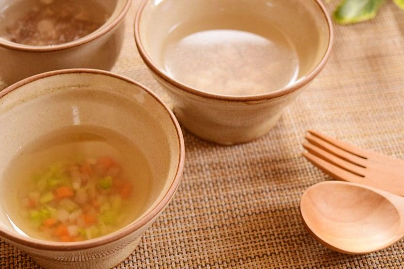 毎日スープ 鶏ガラ 鹿ガラ 野菜