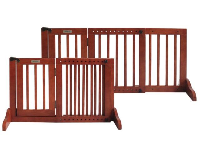 犬用 木製 ゲート Sサイズ