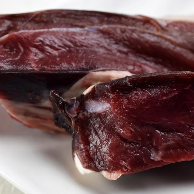 がっつり食べれる熟成エゾ鹿肉 ブロック