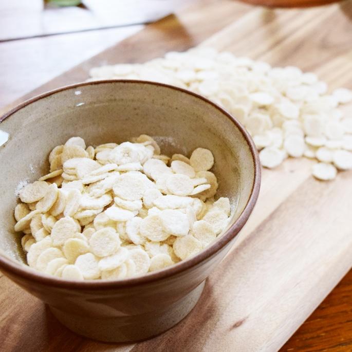 ヤギミルク玄米シリアル