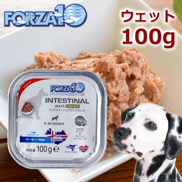 FORZA10療法食(腎臓ケア)800g&ウェット100g
