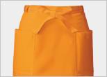 オレンジエプロン