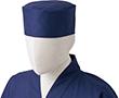 居酒屋のキッチンおすすめコーディネート 和帽子[チトセ製品] NO8023