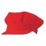 ホール・店頭販売で活躍する定番人気アイテム ワークキャップ(無地)[KAZEN製品] APK486