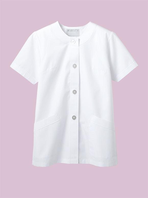 調理衣レディス半袖 1-032