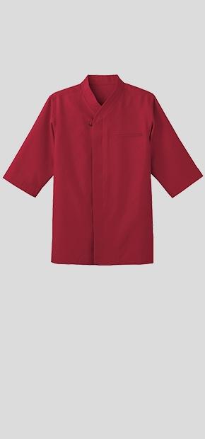和風シャツ七分袖 44306