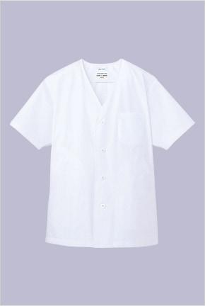 白衣半袖 AB6402