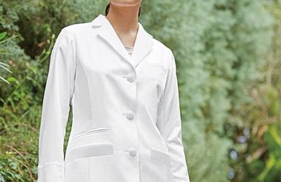 診察衣/女子着丈の短いタイプの商品一覧