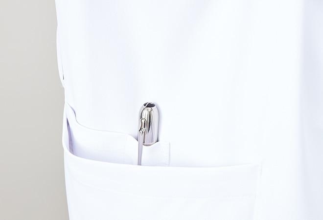 左胸PHSポケット