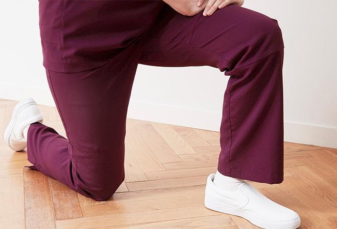 膝部分二重構造