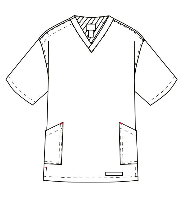 AL-0004 フロントスタイルイラスト