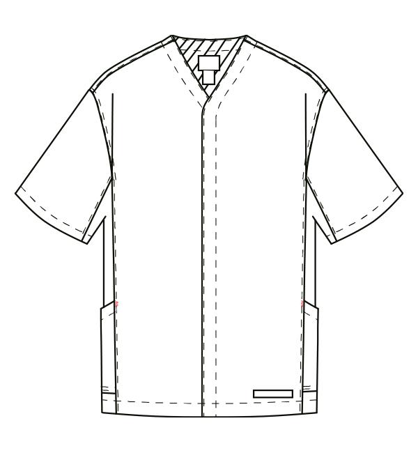 AL-0005 フロントスタイルイラスト